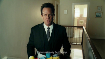 Allstate Home Insurance TV Spot, 'Mayhem: World's Worst Cleaning Lady' - Thumbnail 6