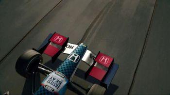 Honda Fastest Seat in Sports TV Spot, 'Two Seats' Featuring Mario Andretti - Thumbnail 3