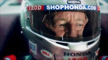 Honda Fastest Seat in Sports TV Spot, 'Two Seats' Featuring Mario Andretti - Thumbnail 6