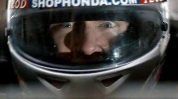 Honda Fastest Seat in Sports TV Spot, 'Two Seats' Featuring Mario Andretti - Thumbnail 7