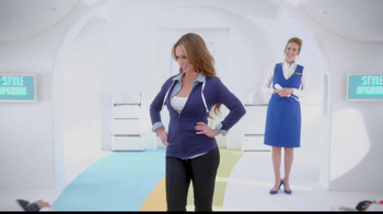 Old Navy TV Spot, 'Airplane' Featuring Julie Hagerty, Jennifer Love Hewitt
