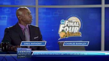 Capital One TV Spot, 'Fourth-Graders' Feat. Alec Baldwin, Charles Barkley - Thumbnail 2