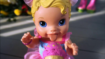 My Baby Alive TV Commercial, 'Eating' - iSpot.tv