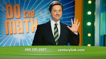 CenturyLink TV Spot, 'Do the Math Game Show' - Thumbnail 3