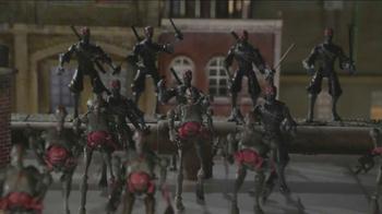 Teenage Mutant Ninja Turtles Flingers TV Spot