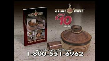 Stone Wave Cooker TV Spot  - Thumbnail 7