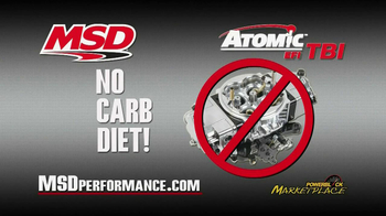 MSD Performance Atomic EFI TBI TV Spot - Thumbnail 3