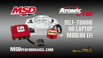 MSD Performance Atomic EFI TBI TV Spot - Thumbnail 4
