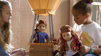 American Girl Saige TV Spot, 'Hot Air Balloons and Horses'