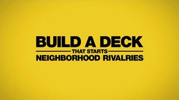 YellaWood TV Spot, 'Neighborhood Rivalries'