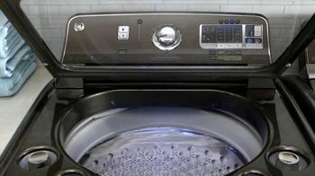 GE Appliances Smart Dispenser Washer TV Spot, 'Never Measure Detergent'