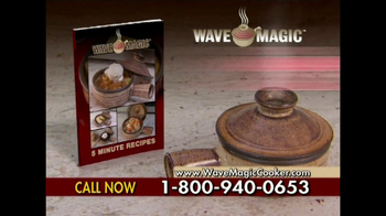 Wave Magic Cooker TV Spot  - Thumbnail 10