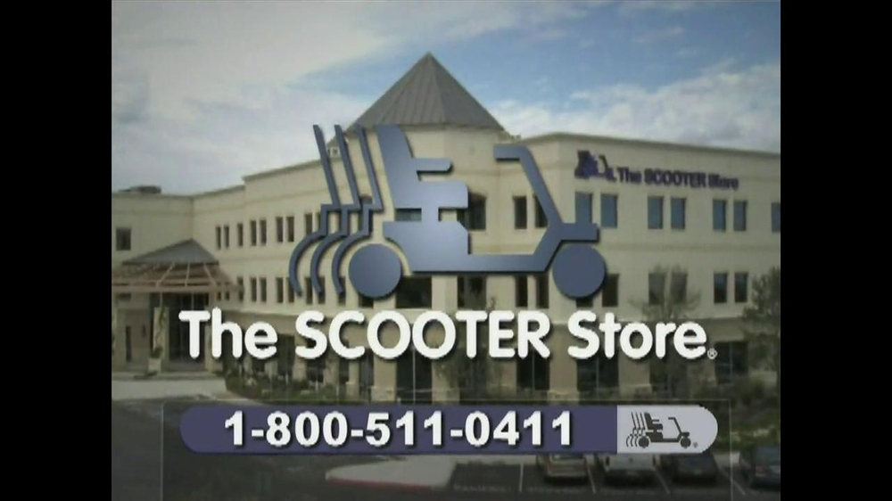 The Scooter Store Tv Commercial Vera S Car Accident