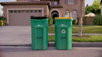 waste management tv spot u0027trash canu0027 - Commercial Trash Cans