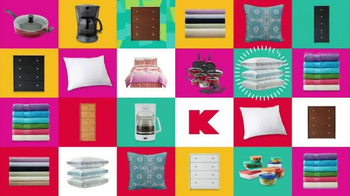 Kmart Semi-Annual Home Sale TV Spot, 'Refresh Your Home'