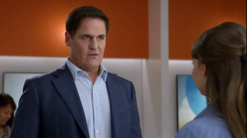 AT&T Rollover Data TV Spot, 'Negotiate' Featuring Mark Cuban - 4400 commercial airings