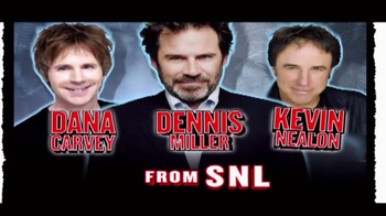 Dana Carvey, Dennis Miller, Kevin Nealon from SNL thumbnail