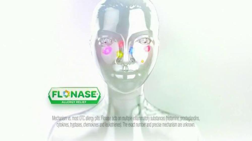 flonase allergy relief nasal spray tv commercial six is