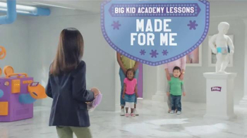 Huggies Pull-Ups TV Spot, 'Big Kid Academy Lessons: Made for Me' - Thumbnail 5