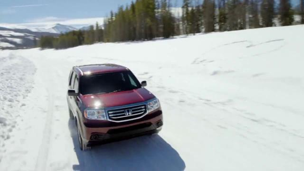 2015 Honda Pilot 4wd Lx Tv Commercial Ready For Anything
