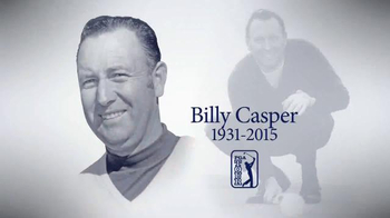 PGA Tour TV Spot, 'Remembering Billy Casper'