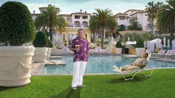 GoDaddy TV Spot, 'The Resort' Featuring Jon Lovitz