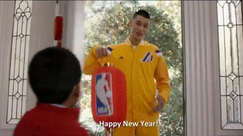 NBA 2015 Chinese New Year TV Spot, 'Surprise Door' Featuring James Harden - Thumbnail 2