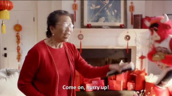 NBA 2015 Chinese New Year TV Spot, 'Surprise Door' Featuring James Harden - Thumbnail 6