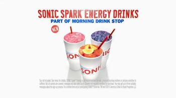 Sonic Menu Spark Drinks