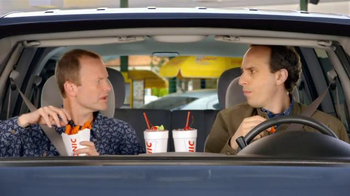 Sonic Drive-In Spicy Super Crunch Chicken Strips TV Spot, 'Not Your Mom's' - 5045 commercial airings
