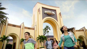 Universal Orlando Resort TV Spot, 'Epic' Song by Kongos