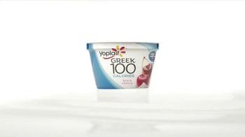 Yoplait Greek 100 TV Spot, 'Deliciously Fruity'