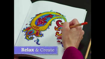 Colorama Books TV Spot, 'Beautiful and Relaxing' - Thumbnail 2