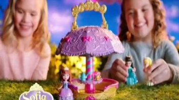 Sofia the First 2-in-1 Tea Party Balloon TV Spot, 'Take Flight'