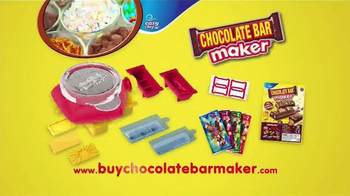 Chocolate Bar Maker TV Spot, 'Any Combination You Can Imagine' - Thumbnail 6