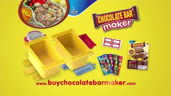 Chocolate Bar Maker TV Spot, 'Any Combination You Can Imagine' - Thumbnail 7