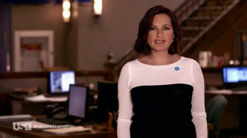 Joyful Heart Foundation TV Spot, 'Won't Stand' Featuring Mariska Hargitay