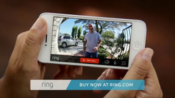 Ring TV Spot, 'World's Most Advanced Doorbell'