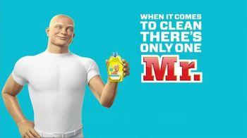 mr clean liquid muscle tv spot little goes a long way