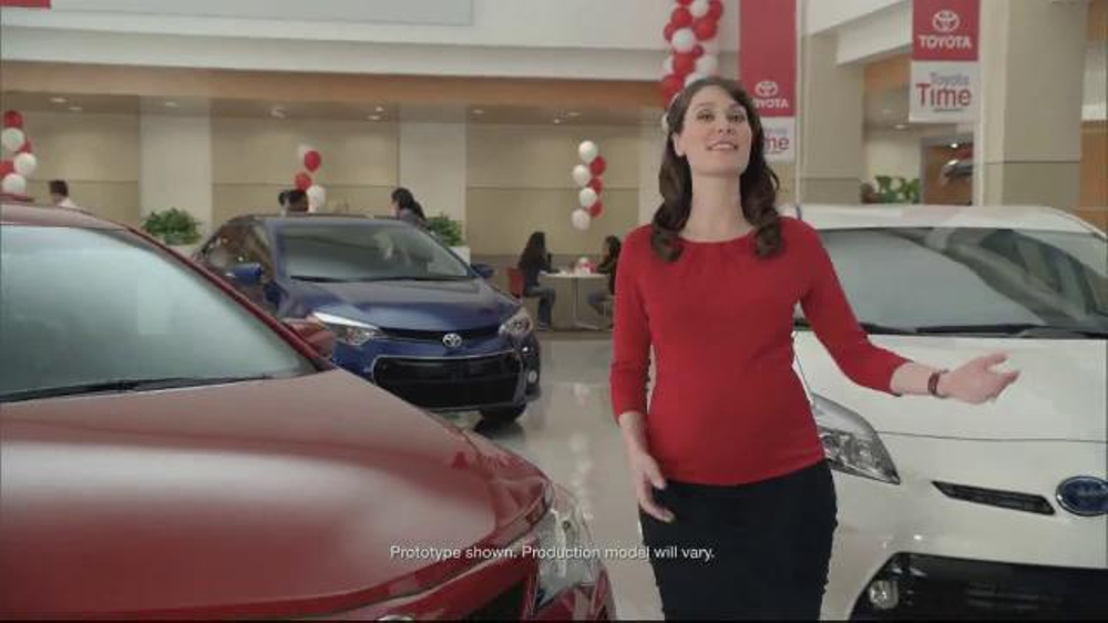 Toyota Time Sales Event TV Commercial, '1.9% APR Financing ...