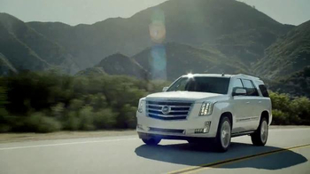 Cadillac Escalade TV Spot, 'Evolution of Indulgence' Song by David Bowie - Thumbnail 7