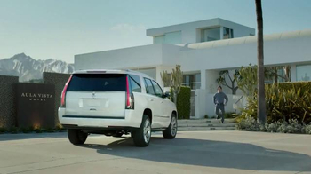 Cadillac Escalade TV Spot, 'Evolution of Indulgence' Song by David Bowie - Thumbnail 8