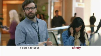Xfinity X1 Triple Play TV Spot, 'Real People Test' - Thumbnail 1