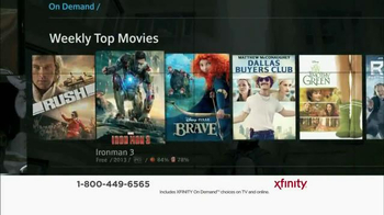 Xfinity X1 Triple Play TV Spot, 'Real People Test' - Thumbnail 2