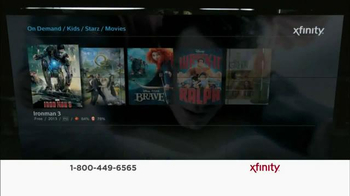 Xfinity X1 Triple Play TV Spot, 'Real People Test' - Thumbnail 4