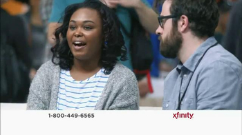 Xfinity X1 Triple Play TV Spot, 'Real People Test' - Thumbnail 6