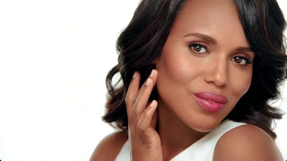 Neutrogena Visibly Even TV Commercial Featuring Kerry Washington
