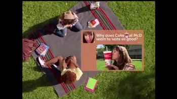 McDonald's TV Spot, 'Coca-Cola: Join the Club' - Thumbnail 2
