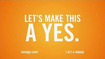 Vonage Home Phone Service TV Spot