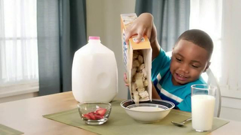 Walmart TV Spot, 'Always Better Together: Milk and Cereal' - 255 commercial airings